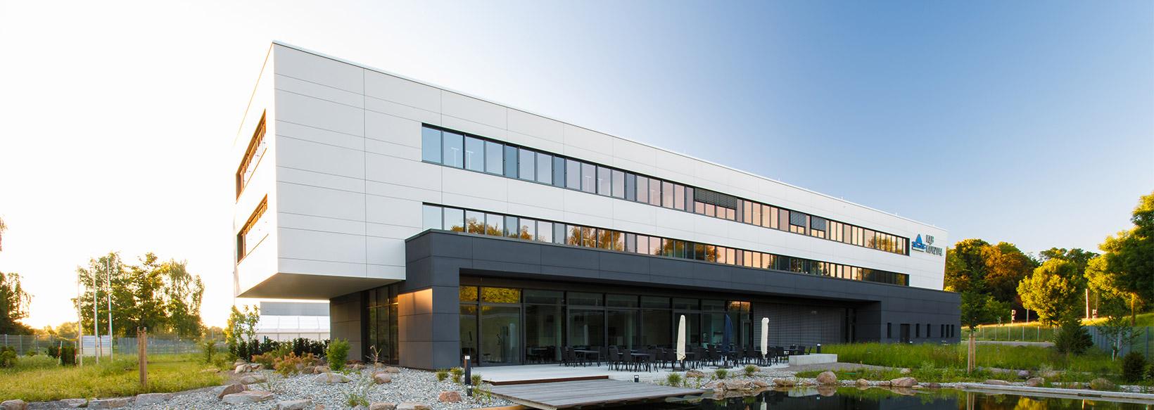 Neubau Büro- und Schulungszentrum - KLB