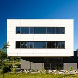 Industrie- und Gewerbebau ist nur eines der Geschäftsfelder auf das sich das Planungs-Team von SCHUSTER engineering spezialisiert hat.
