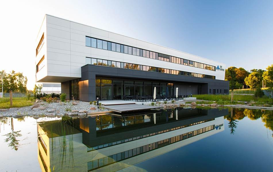 KLB Ichenhausen – Neubau/Erweiterung der Produktionsgebäude