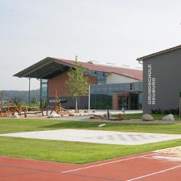 Wir planen öffentliche Gebäude wie Schulen, Kindergärten, Sportanlagen oder Vereinsgebäude.