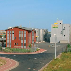 Die Biodieselanlage