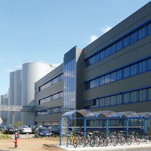 SCHUSTER engineering war als Generalplaner für die Verwirklichung der Papierfabrik PM 1 in Plattling tätig.