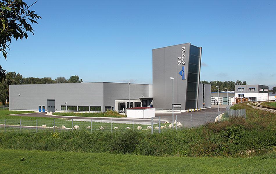 Werkserweiterung KLB-Kötztal GmbH