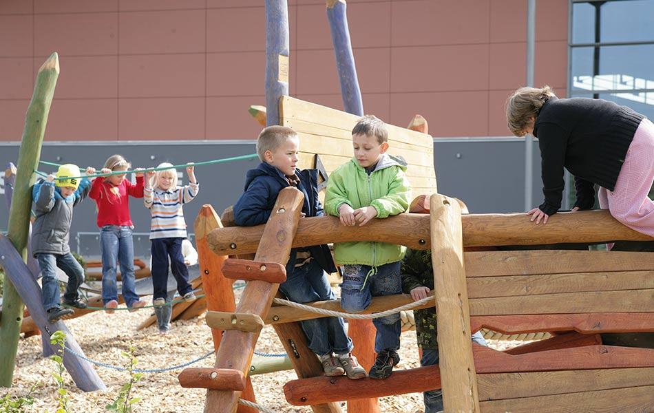 Neubau Grundschule mit Turnhalle
