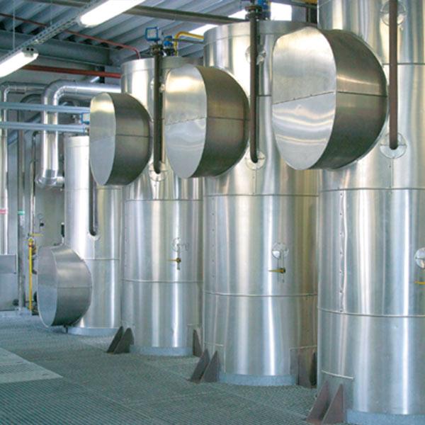 200.000 Tonnen Biodiesel erzeugt die Anlage von VERBIO in Bitterfeld jedes Jahr.
