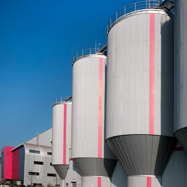 In 2009, Progroup AG invested in the construction of a new paper mill for corrugated base paper at the Eisenhüttenstadt site in Brandenburg.