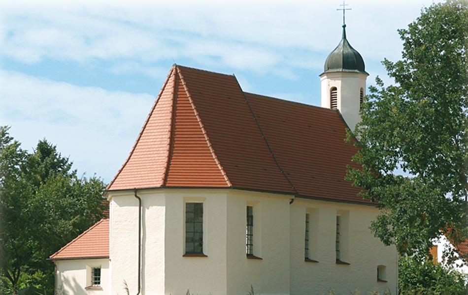 """Sanierung der """"Heilig Kreuz"""" Kapelle in Halbertshofen"""