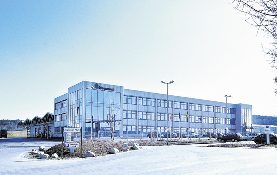 Neubau Produktionsgebäude & Verwaltung