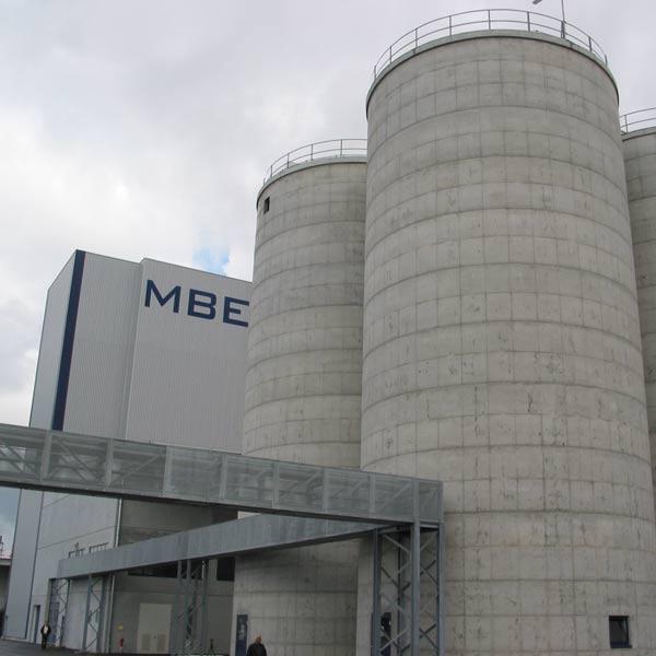 Die Firma Verbio baute in Zörbig eine Bioethanolanlage mit einer Jahresproduktion von 60.000 Tonnen hochreinem Bioethanol.