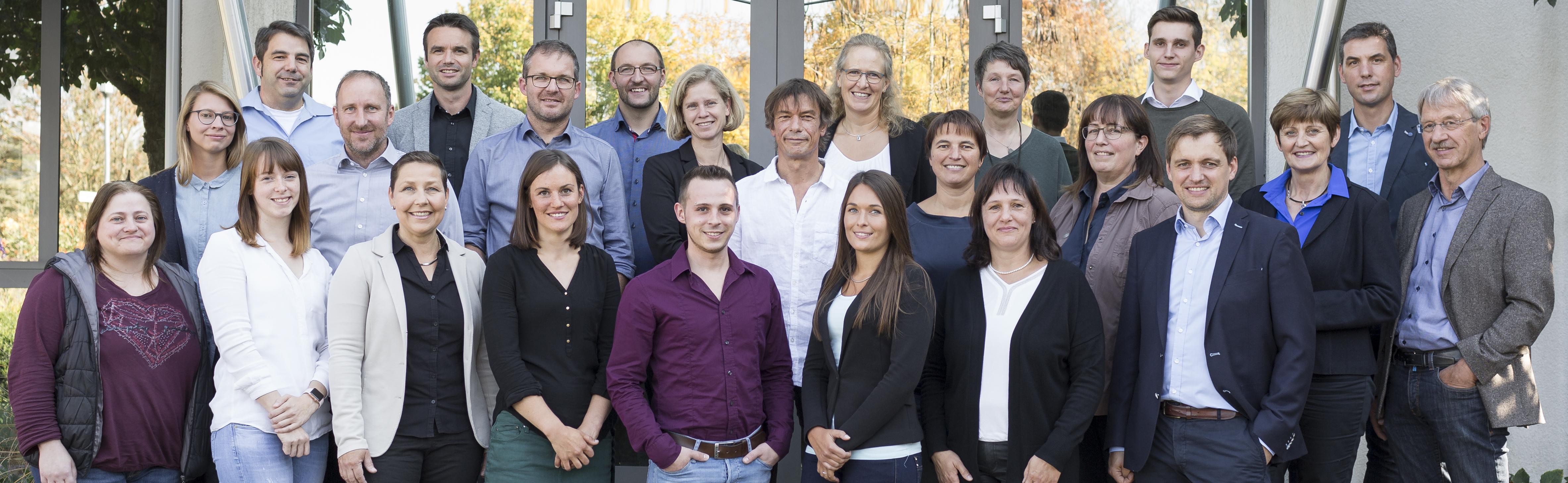 Das Team von SCHUSTER engineering in Neuburg an der Kammel setzt  Architektur- und Ingenieur-Projekte in der Region sowie in ganz Europa um.